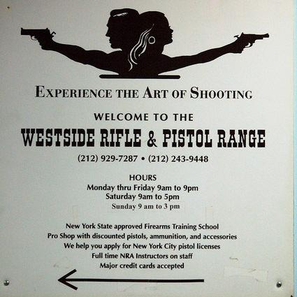 Westside Rifle Pistol Range Westside Rifle Pistol Range